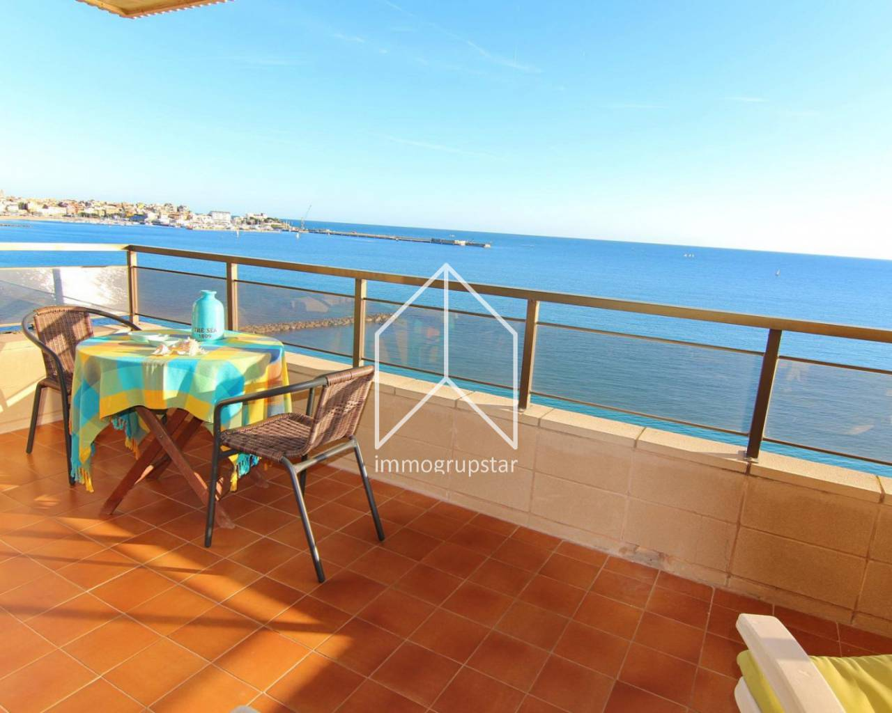 Appartement - Tweede hands - Sant Antoni De Calonge - PRIMERA LINEA DE MAR